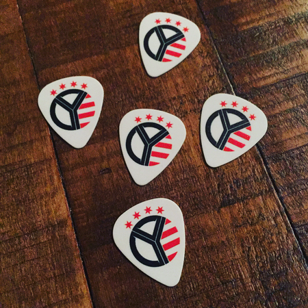 Whiskey Riff Guitar Picks