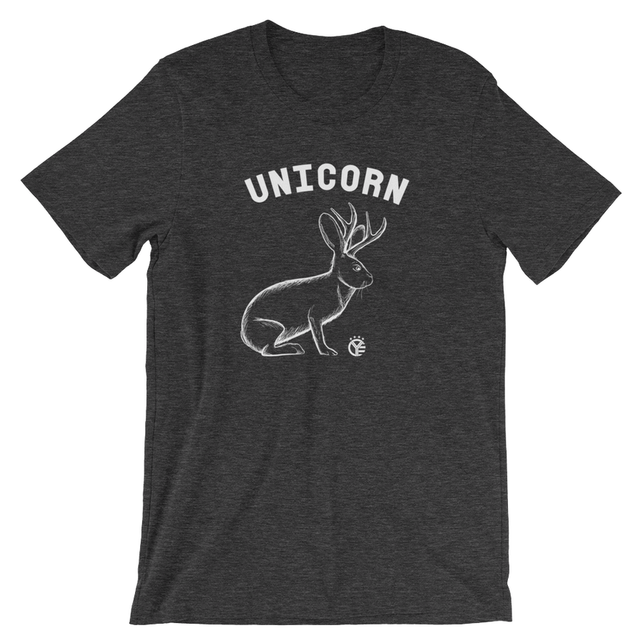 Jackalope Unicorn T-Shirt