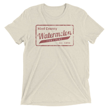 Rind County Watermelon Festival T-Shirt