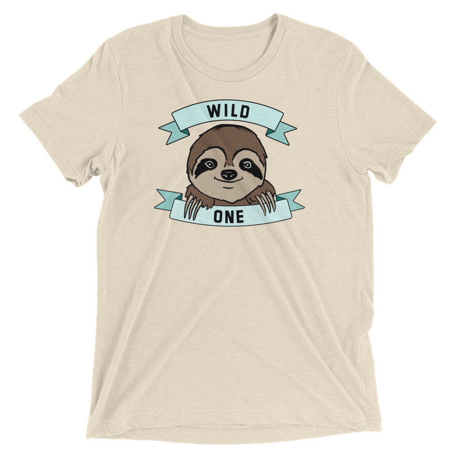 Wild One Sloth T-Shirt