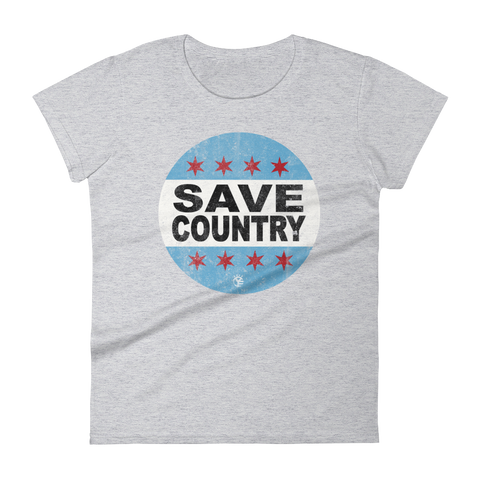 Save Country Women's T-Shirt