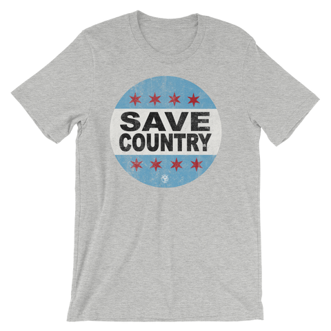 Save Country T-Shirt