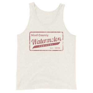 Rind County Watermelon Festival Tank Top