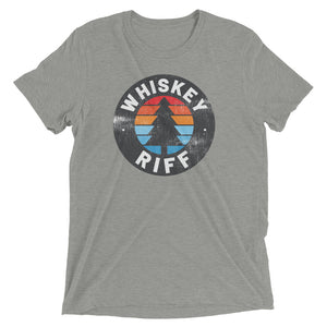 Whiskey Riff Pine Vinyl T-Shirt