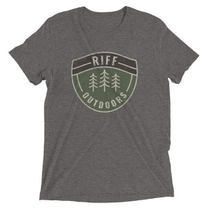 Riff outdoors trees t-shirt