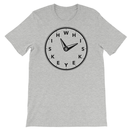 Whiskey O'Clock T-Shirt