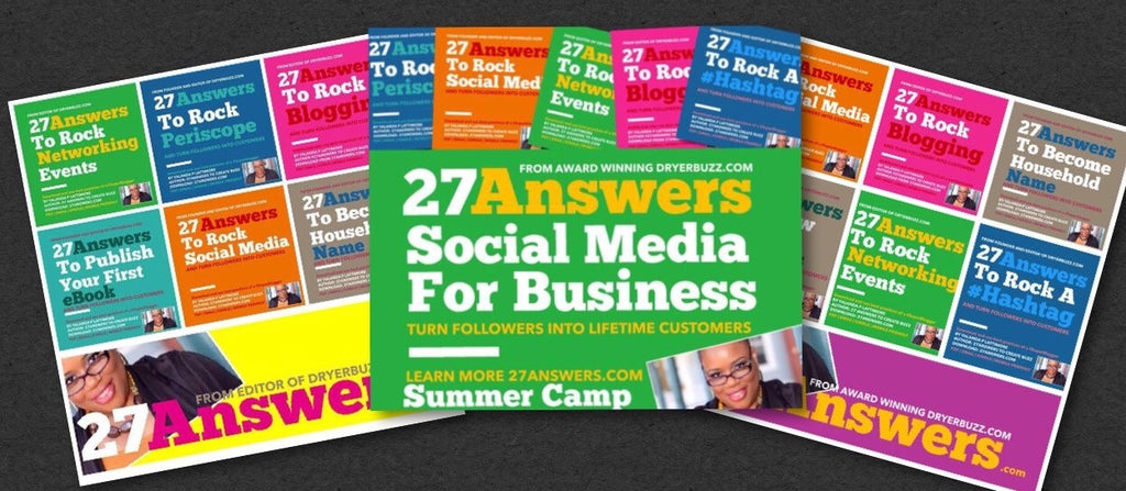27Answers to Negotiate FREE | Superblogger DryerBuzz | 27Answers.com