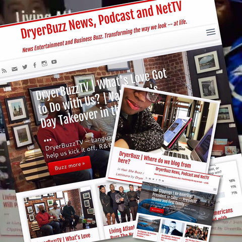 DryerBuzz | Sponsor DryerBuzzTV Great Salon & Barbershop Debates Web Series