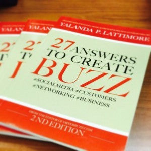27Answers to Create Buzz Signed Copy