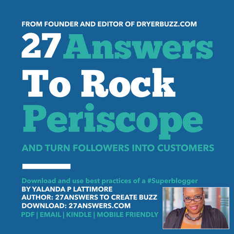 27 Answers to Rock Periscope