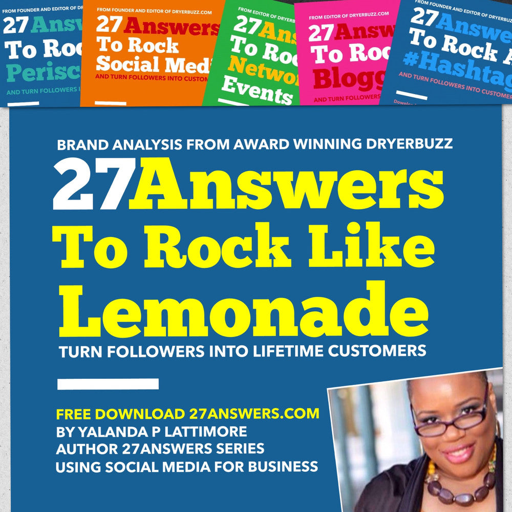 #27Answers to Rock Like Beyonce's Lemonade
