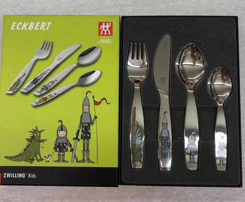 Eckbert Children's Cutlery Set