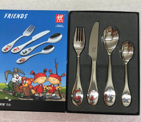 Friends Children's Cutlery Set