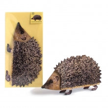 3D Animal Card - Hedgehog