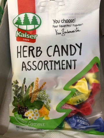 Kaiser Herb Candy Assortment