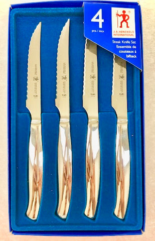 Steak Knife Set of 4