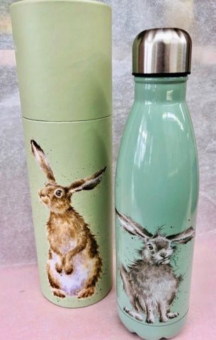 Wrendale Rabbit Water Bottle