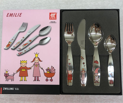 Emilie Children's Cutlery Set