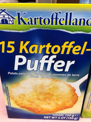 Kartoffelland Potato Pancake Mix