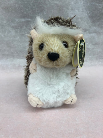 Higgy Plush Hedgehog