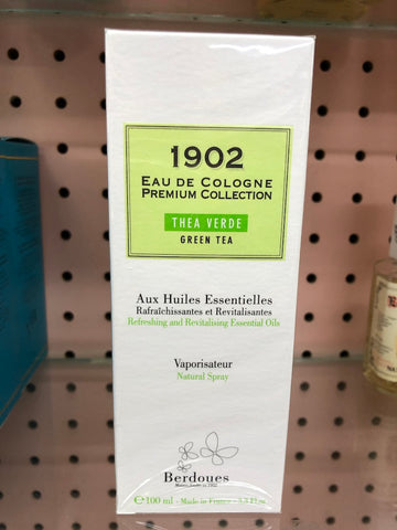 1902 Eau de Cologne Green Tea