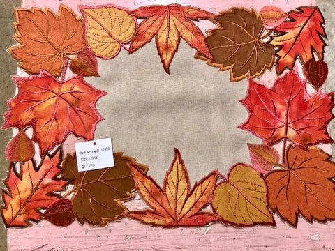 Autumn Leaves Place Mats