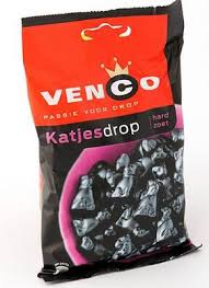 Venco Katjesdrop Licorice
