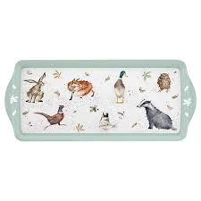 Wrendale Tray by Pimpernel