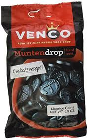 Venco Muntendrop Licorice
