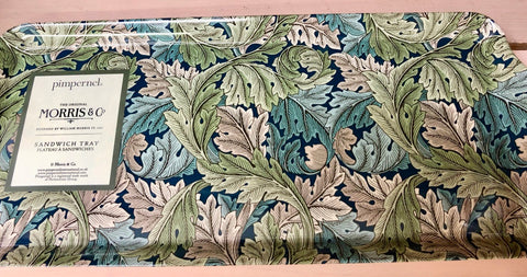 William Morris Acanthus Sandwich Tray