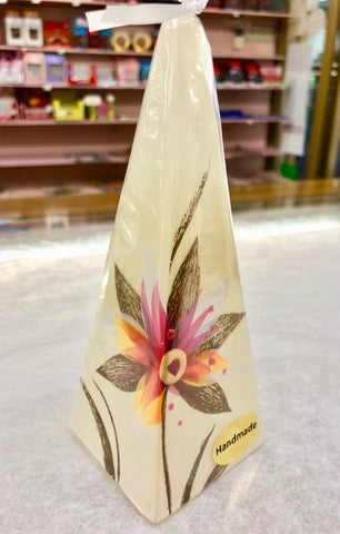 Jakelis Tropical Flower Candle