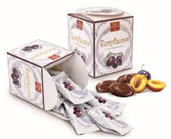 Heindl Chocolate covered Plums