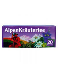 Abstwinder Alpine Herbal Tea