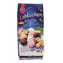 Lebkuchen Allerlei - Assorted Gingerbread with Icing