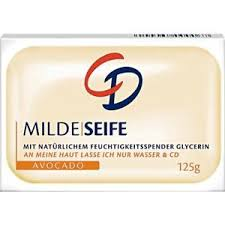 CD mild soap with avocado