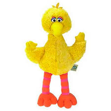 Big Bird Plush by Gund
