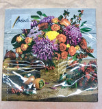 Autumn Bouquet Lunch Napkins
