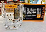 Nachtmann Aspen Whiskey Glass Set of 4