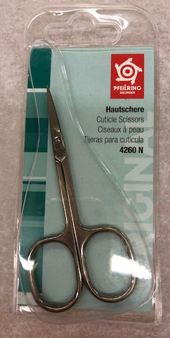 Pfeilring Solingen Tower Point Cuticle Scissors