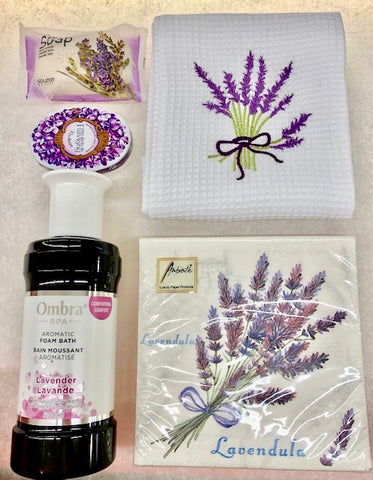 Lavender Lover Care Package