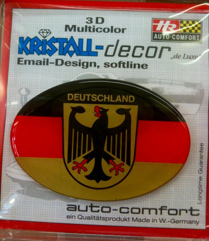 Deutschland Decal Sticker