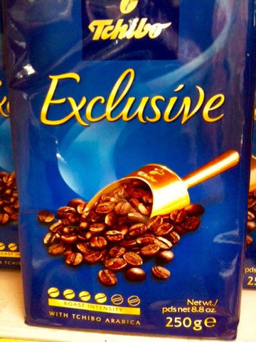 Tchibo Exclusive Ground Coffee