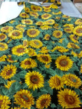 Sunflower Apron with pocket