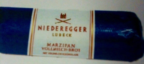 Niederegger Marzipan covered in Milk Chocolate
