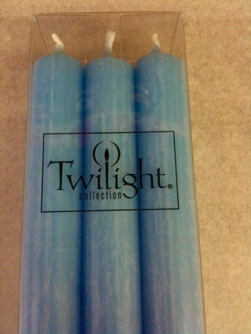 Twilight Dinner Candles - Ocean