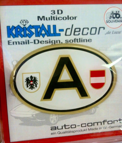 Austria Decal Sticker