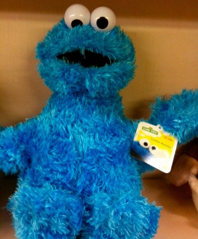 Cookie Monster Plush by Gund