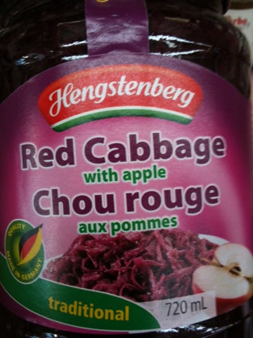 Henstenberg Red Cabbage