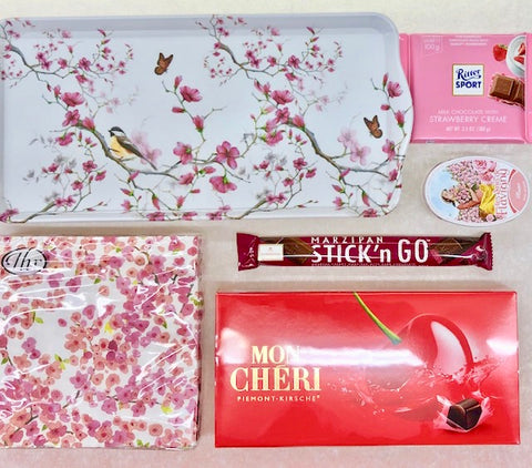 Cherry Blossoms Care Package