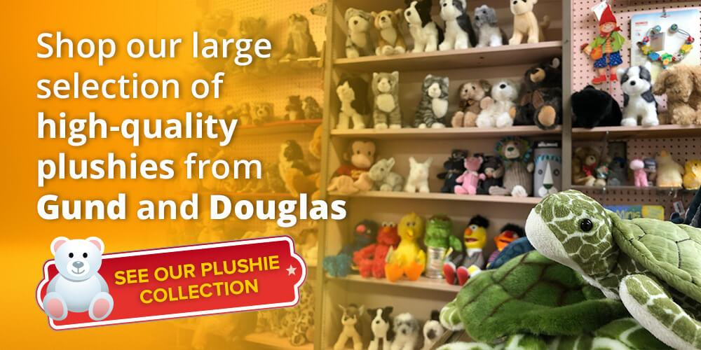 See our assorted matyoshka russian stacking dolls collections!